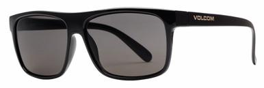 Stoney - Gloss Black/Grey Lenses
