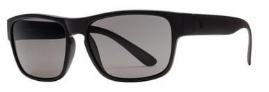 Valient - Matte Black/Grey Lenses