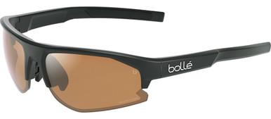 Bolt 2.0 S - Black Matte/Phantom Brown Gun Photochromic Lenses