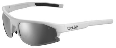 Bolt 2.0 S - Off White Matte/Volt Cold White Polarised Lenses