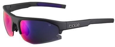 Bolt 2.0 S - Titanium Matte/Volt Ultraviolet Polarised Lenses