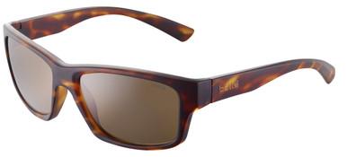 Holman - Tortoise Matte/Brown Polarised Lenses