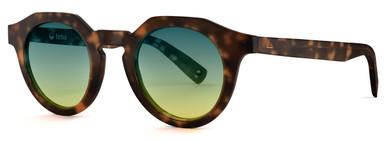 Carter - Matte Dark Tort/Tropic High Lenses