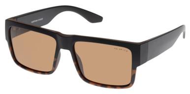 Matte Black and Tort/Brown Polarised Lenses