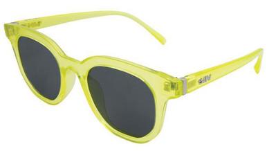 Neon Yellow/Smoke Polarised Lenses