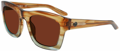 Waverly - Brown and Teal/Copper Ionised LL Lenses