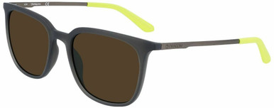 Ziggy - Matte Grey/Silver Ionised LL Lenses