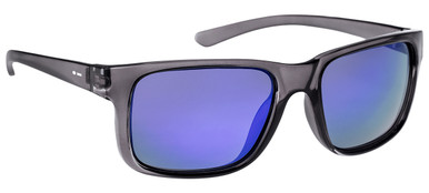 Smoke Gloss/Purple Chrome Lenses