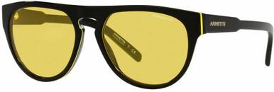 Black and Yellow/Yellow Lenses