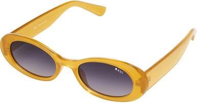 Intalove - Rich Yellow/Gradient Smoke Lenses