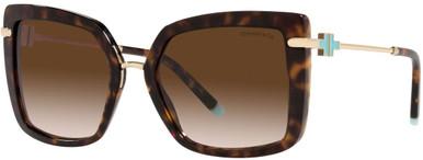 TF4185 - Havana/Brown Gradient Lenses