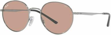 Gunmetal/Evolve Photochromic Brown Lenses