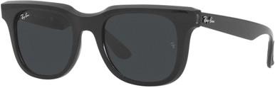 Black Transparent Black/Dark Grey Lenses