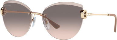 BV6166B - Pale Gold/Pink and Grey Gradient Lenses