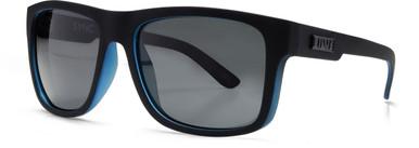 Sync - Matte Black and Blue/Grey Polarised Lenses