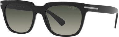 PR04YS - Black/Grey Gradient Glass Lenses