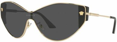 VE2239 - Gold/Dark Grey Lenses
