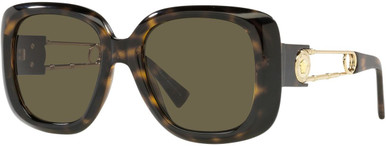 VE4411 - Havana/Brown Lenses