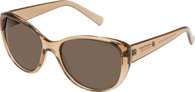 Blush/Brown Polarised Lenses