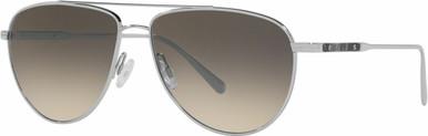 Disoriano 0V1301S - Silver/Shale Gradient Glass Lenses