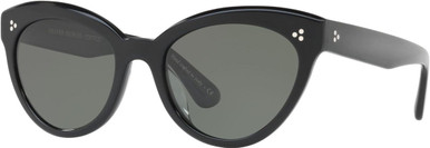 Roella OV5355SU - Black/Green G15 lenses