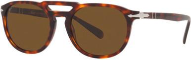 Havana/Brown Polarised Glass Lenses