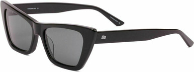 Wonderland - Black/Iron Grey Polarised Lenses