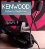 Theater directors, video and film crews love this one.  It has an easily accessible PTT on cord more reliable than VOX and more convenient than PTT on radio. Inline push-to-talk operation with shirt clip is included with the Kenwood KHS7A.