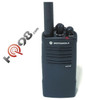 RDU-4100 Motorola meets IP54/55 and Military Spec 810 C, D, E, and F standards for shock, rain, humidity, salt fog, vibration, sand, dust, and temperature.