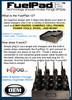 Read about the Klein Electronics FuelPad-12 charging station that holds twelve two way radios in one tray.