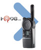 Motorola's CLS 1410 portable business two-way radio let's you talk as you work.  VibraCall alerts the user with vibration instead of sound.
