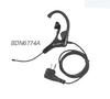 Motorola 53863 Earhook with stick microphone aka BDN6774A is a Lightweight Headset, Earpiece with boom microphone (worn over ear with streamline boom microphone). Great for the office.