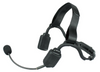 NBP-BH Series - Bone Conduction Headset: Dual-Bone Conduction temple speakers on a comfortable wrap-around headset featuring a directional, noise reducing, Boom Microphone.