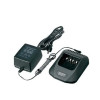 KSC-43 Fast rate dual chemistry single unit charger for use with the Kenwood Tk-2200, TK-3200, TK3300, TK3400 ... Replaces KSC-31, Kenwood Protalk two way radio, Single unit charger. Rapid Battery Charger for KNB-29N and works on new KNB-45L