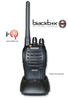 Blackbox Bantam Series Desktop Charger with AC Adapter.  Charges radio with Lit Ion Battery.  (Radio not included)
