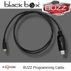 Blackbox BUZZ USB PC Programming Cable with mini USB.  Allows for customer programming of BUZZ and 99 Channels. Required to program the BUZZ.