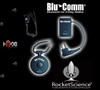 The BluComm product is designed with funnction in mind. You can adapt most 2-way radios to have Bluetooth capability just by plugging in the easy to use adapter.  Your wireless range is about 30 feet line of sight from the radio to earpiece and wireless PTT button.