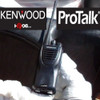 TK2400 offers plenty of privacy with a frequency scrambler. Hands-free VOX operation is supported when used with optional accessories. The Kenwood TK2400V4P is also water and dust resistant. A Great Buy!