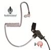 Klein Signal 2-Wire Surveillance Kit. Professional 2-Wire Surveillance Kit with clear Quick-Disconnect Audio Tube; PTT button with built-in Microphone