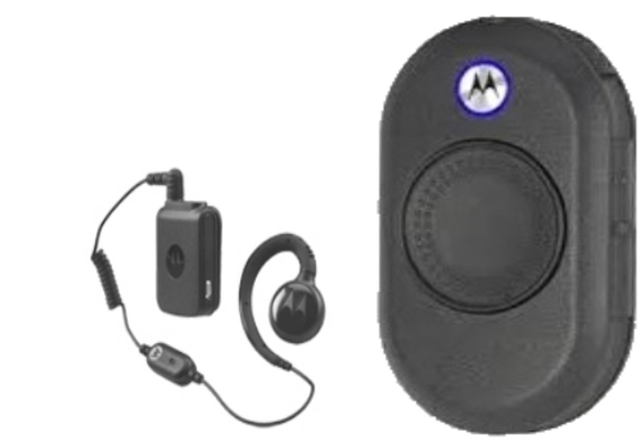 Motorola CLP1060 Bluetooth Two Way Radio w/ Earpiece