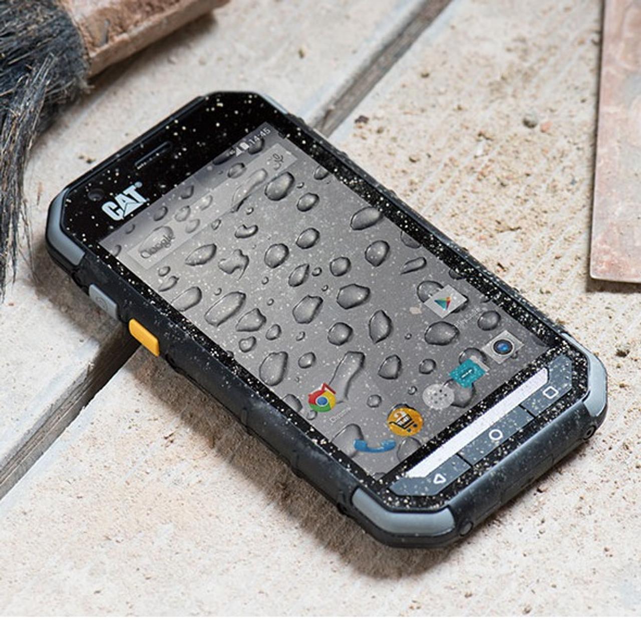 Cat S30 Affordable Waterproof Rugged Smartphone Unlocked