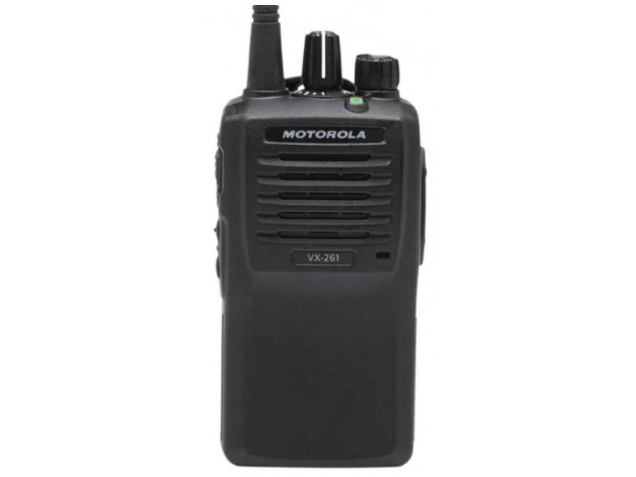 Vertex Standard VX-261 radio UHF 450-512MHz 5W 16Ch excellent condition