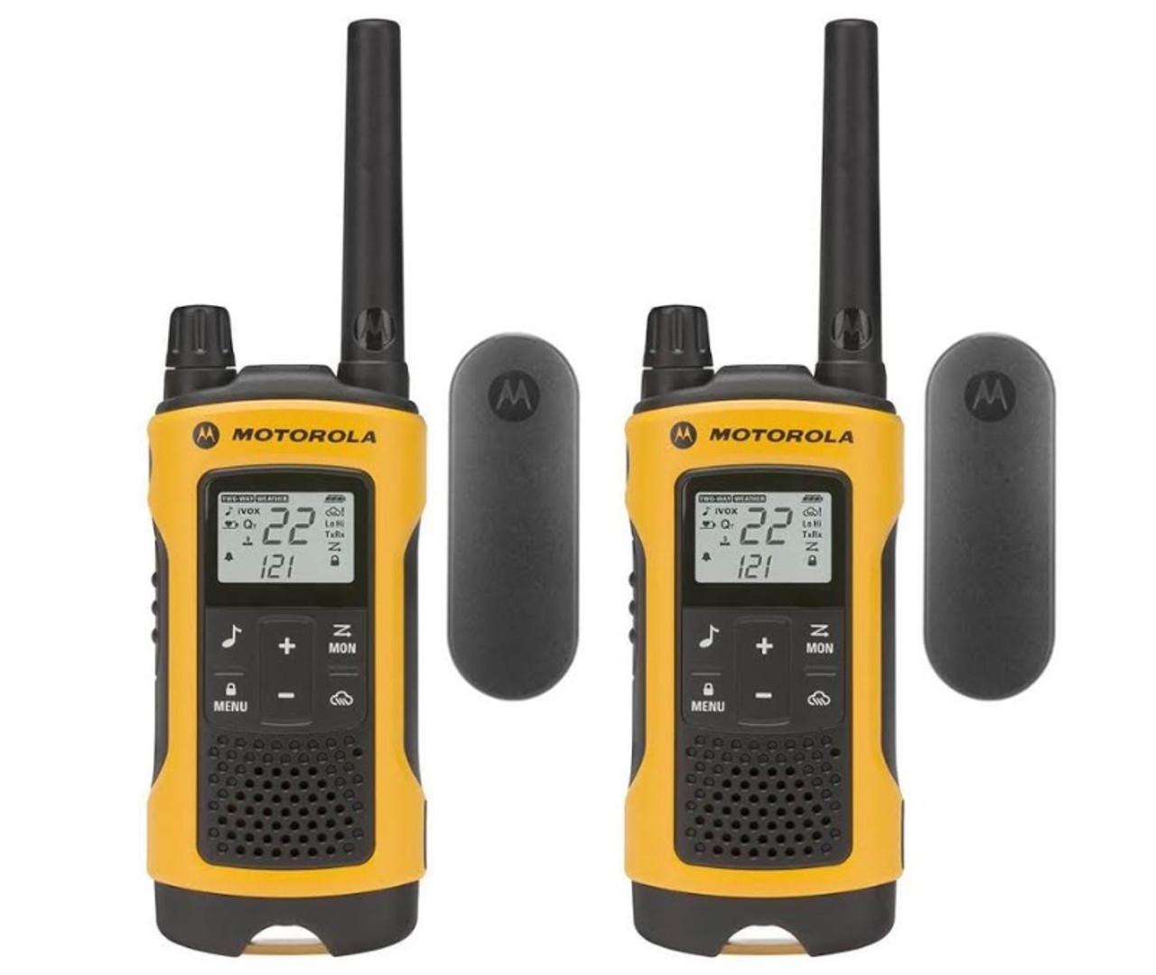 Motorola GMRS/FRS Talkabout T402 2-Way Radios