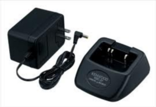 The Kenwood Rapid Rate Desktop Smart Charger model KSC-37 is designed for li-ion batteries.  This unit works with the TK 3230 XLS Protalk series radio.