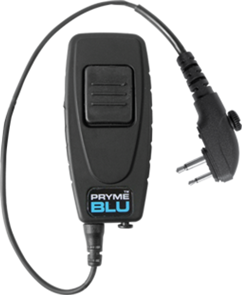 The PrymeBlu BT-500-H3 works with HYT radios TC-1600, TC-500, TC-600, TC-610, TC-620, TC-700, TC-700EX. Free Shipping.