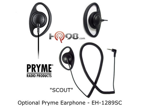 Pryme Spm 2100 Is A Tough Speaker Microphone For Heavy Duty