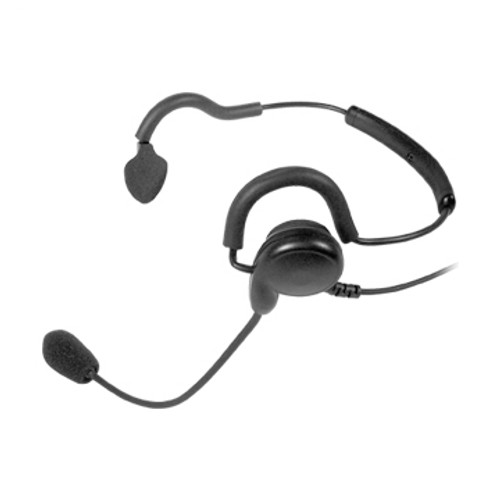 Tactical PTT or FingerTip PTT allows for multiple uses in the field. Reinforced strain relief gives unit maximum durability. Pryme SPM-1400 Series Headset.