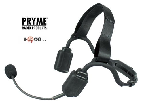 Allows user to wear with or without hearing protection depending on the environment. The Noise resistant microphone reduces ambient noise to provide crystal clear communications. Perfect for law enforcement and industrial applications where hearing the radio transmission is a must, the NBP-BH