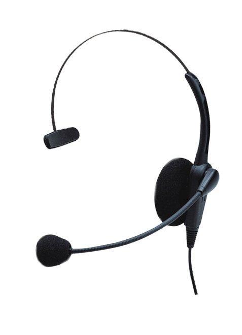 Voyager has a sleek over-head headset design does not go into the ear canal, for greater comfort! Very Comfortable Over-head boom microphone & earpiece is Quick & Easy to put on