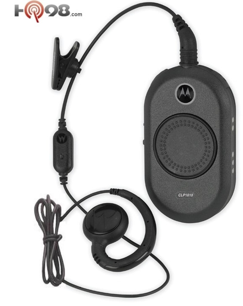 d4b77104591 ... Designed for the retail and hospitality markets, the CLP1010 business  Motorola two way radio operates ...